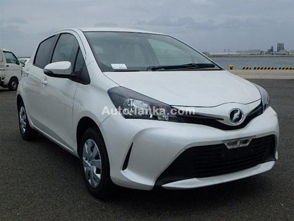 Toyota 2016 TOYOTA VITZ F SAFETY 2016 Cars For Sale in SriLanka