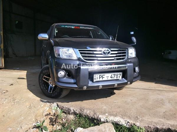 Toyota Hilux 2013 Pickups For Sale in SriLanka