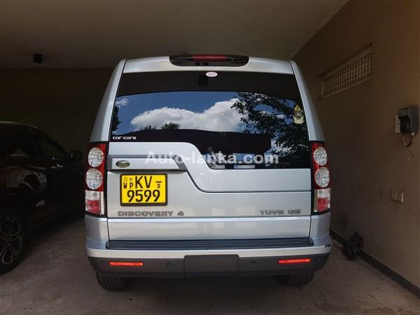 Land Rover DISCOVERY  4   GS 2010 Jeeps For Sale in SriLanka