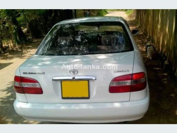 Toyota COROLLA AE-110 2000 Car For Sale in Kandy - Auto