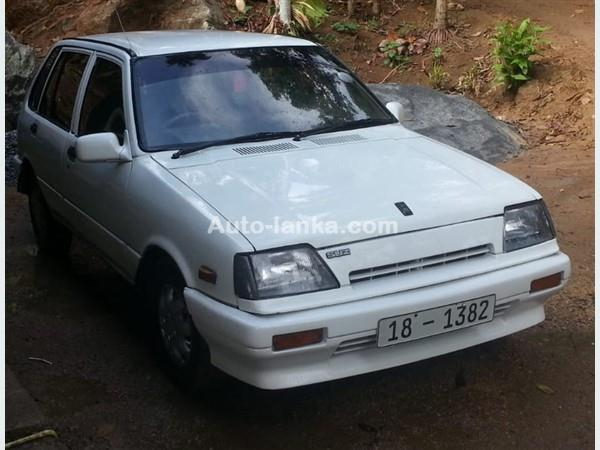 Suzuki Cultus 1990 Cars For Sale in SriLanka