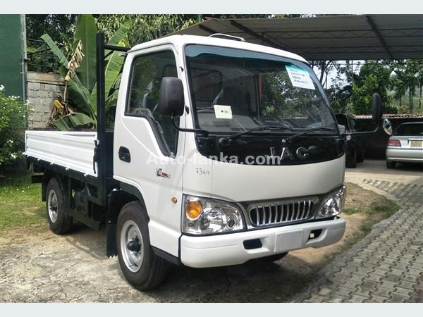 JAC 10 feet -single wheel 2018 Trucks For Sale in SriLanka