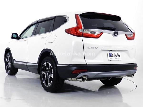 Honda CR-V EX MASTERPIECE (JAPAN) 2019 Jeeps For Sale in SriLanka