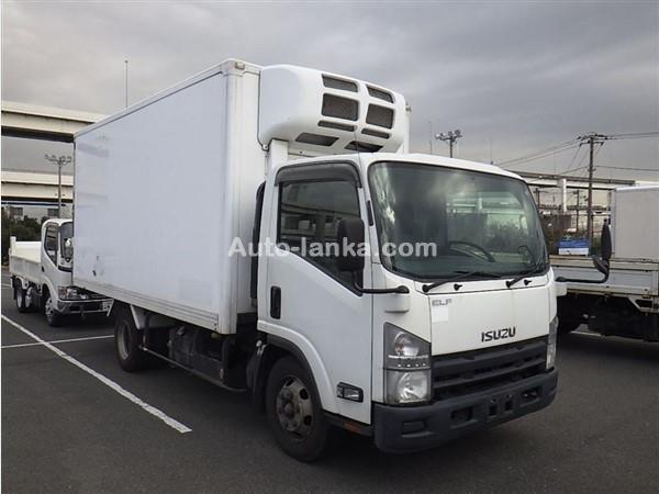 Isuzu ELF Freezer Truck 16.5 feet 2012 Trucks For Sale in SriLanka