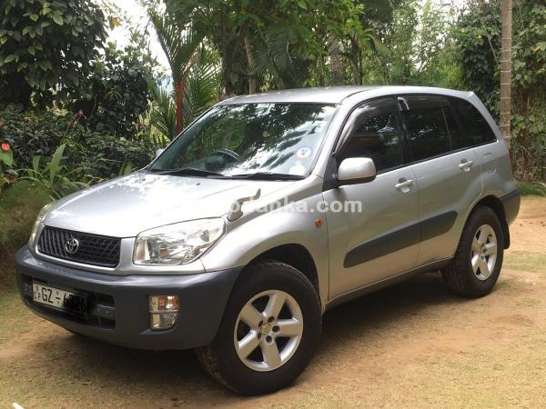 Toyota RAV4 2000 Jeep For Sale in Kandy - Auto-Lanka com