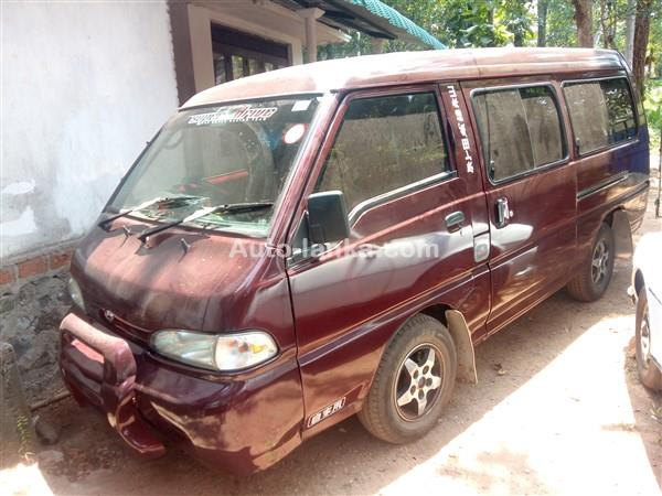 Hyundai H100 2003 Vans For Sale in SriLanka