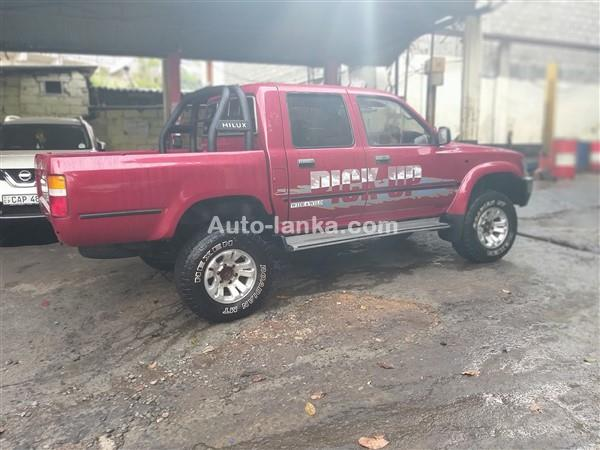 Toyota LN 107-SSR-X 1994 Pickups For Sale in SriLanka
