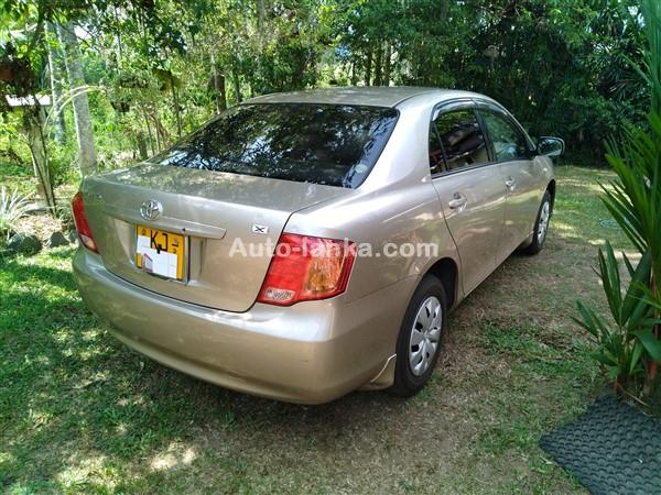 Toyota Axio   1st  Owner 2008 Car For Sale in Gampaha - Auto