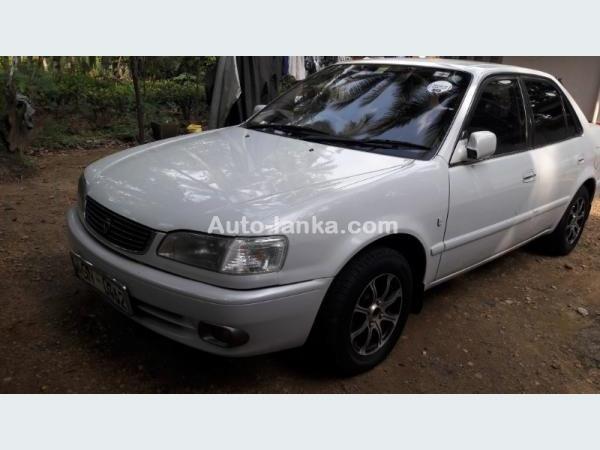 Toyota Corolla 1998 Car For Sale in Ratnapura - Auto-Lanka com