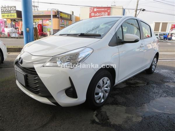 Toyota 2018  vitz f Safety package II 2018 Cars For Sale in SriLanka