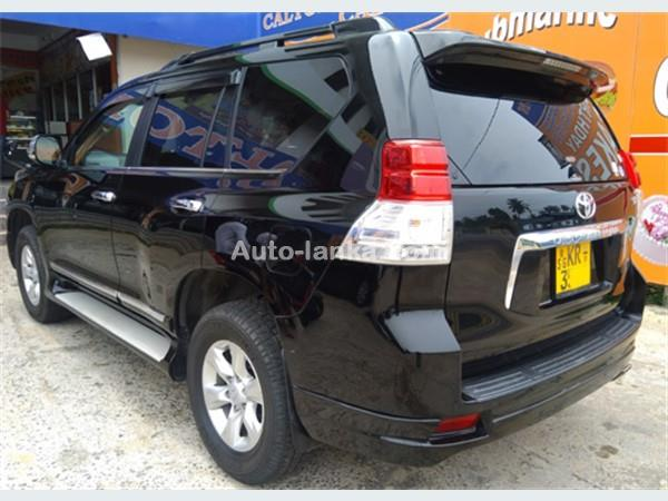 Toyota Prado 150 2010 Jeeps For Sale in SriLanka