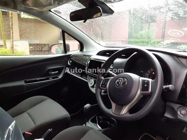 Toyota 2019 Vitz F Safety edition III 2019 Cars For Sale in SriLanka