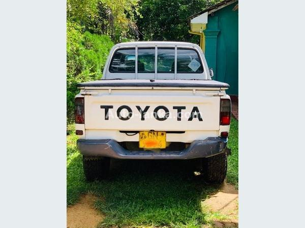 Toyota Hilux 2002 Jeep For Sale in Colombo - Auto-Lanka com