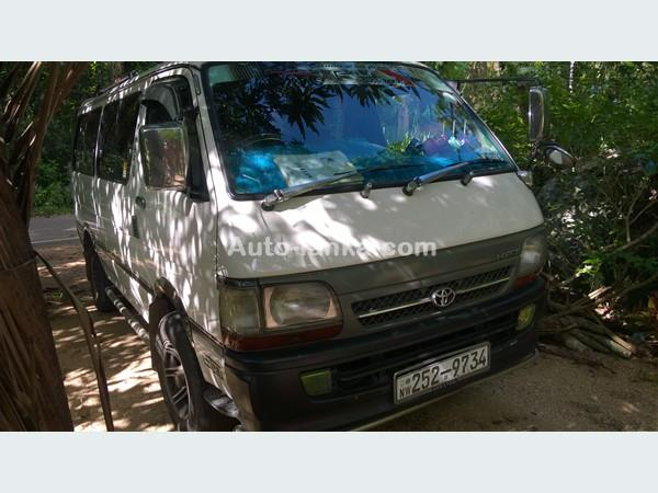 Toyota HIACE LH113 DOLPHIN 1994 Van For Sale in Kurunegala