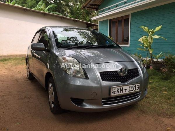 Toyota Vitz 2007 Car For Sale in Anuradhapura - Auto-Lanka com
