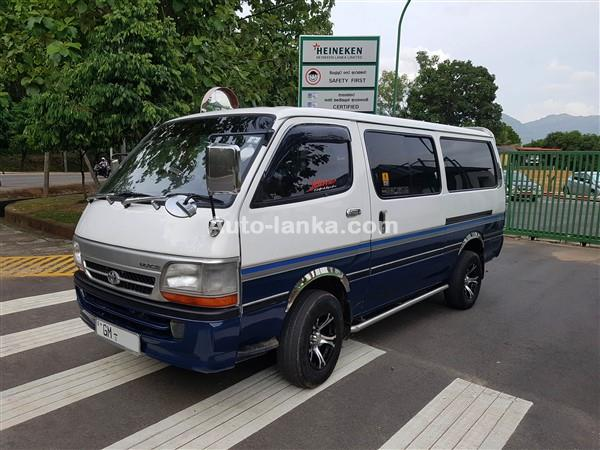 Toyota Dolphin Lh113 Long 2002 Van For Sale in Kurunegala
