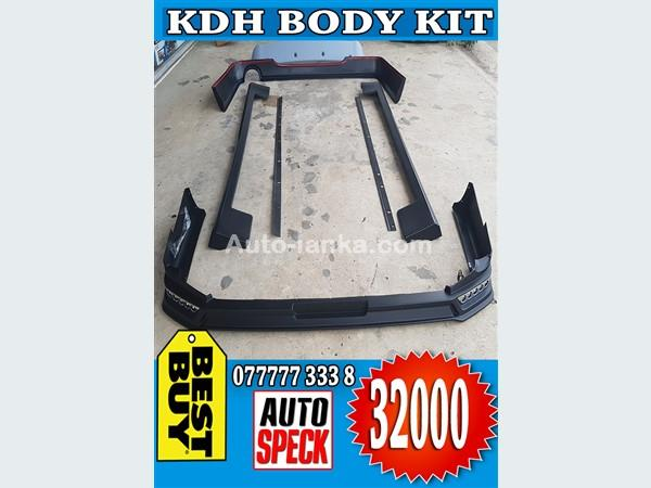 Toyota kdh body kit 2015 Spare Parts For Sale in SriLanka