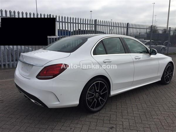 Mercedes-Benz 2019 Mercdes Benz C200 2019 Cars For Sale in SriLanka