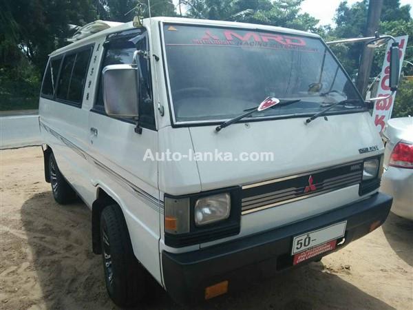 Mitsubishi Delica L300 1985 Van For Sale In Puttalam Auto