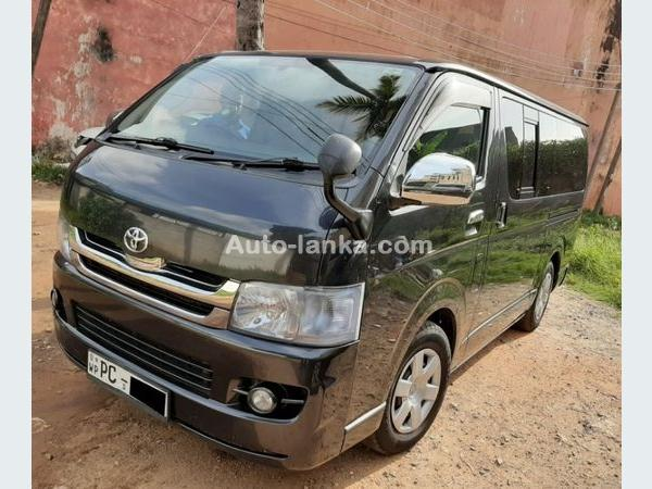 Toyota KDH 200 Super GL 2007 Car For Sale in Colombo - Auto