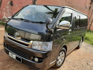 Toyota KDH for sale in Sri Lanka - Auto-Lanka com