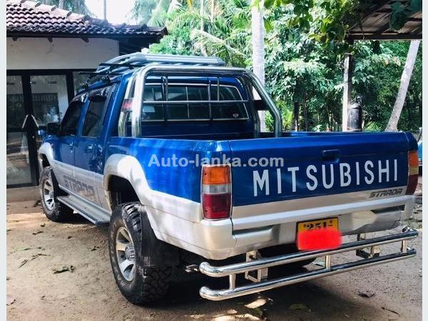 Mitsubishi Strada 1998 Car For Sale in Kurunegala - Auto