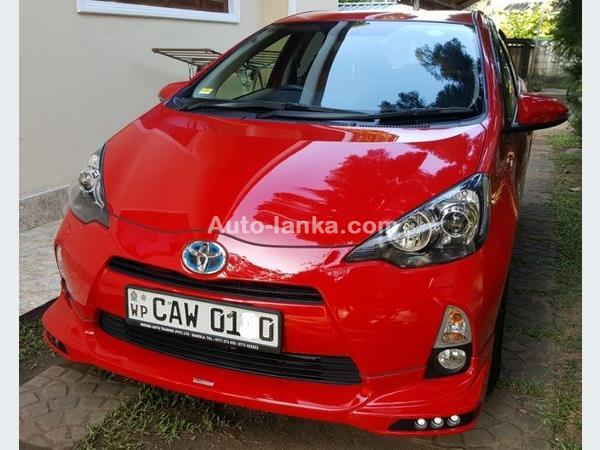 Toyota Aqua 2014 Car For Sale in Gampaha - Auto-Lanka com