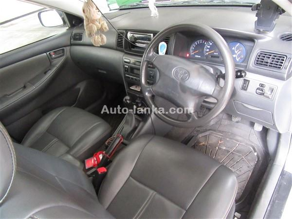 Toyota COROLLA 121 2003 Car For Sale in Colombo - Auto-Lanka com