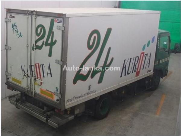 Isuzu 2010 Isuzu Freezer Truck Manual 2010 Trucks For Sale in SriLanka