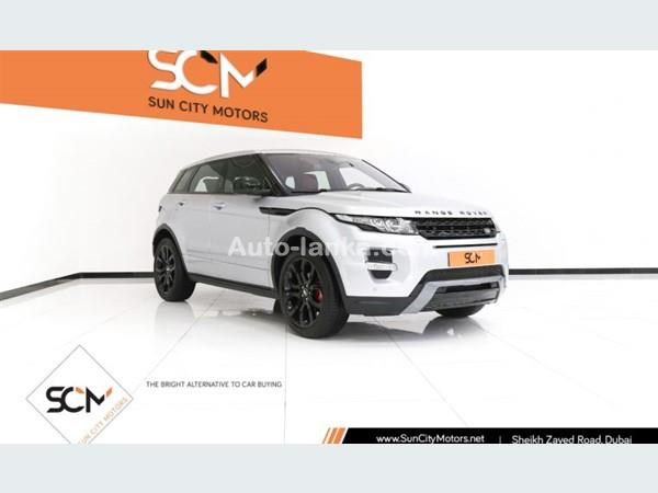 Land Rover EVOQUE 2 0 DYNAMIC 2014 Jeep For Sale in Kandy