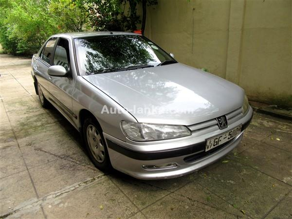 Peugeot 406 1998 Cars For Sale in SriLanka