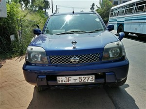 nissan-x-trail-2001-jeeps-for-sale-in-puttalam