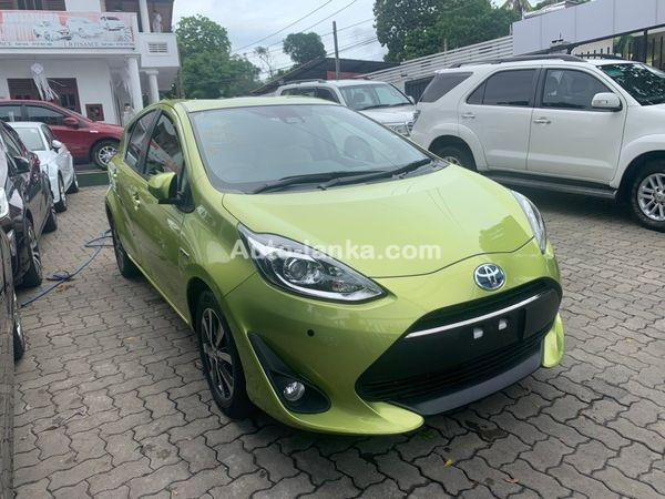 Toyota Aqua 2018 Car For Sale In Colombo