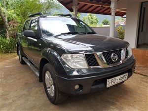 nissan-navara-outlaw-d40-4wd-double-cab-2007-pickups-for-sale-in-matale