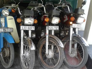 honda-cg125-and-c70-1995-motorbikes-for-sale-in-kurunegala