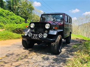 mitsubishi-j36-(manthree-model)-1975-jeeps-for-sale-in-colombo