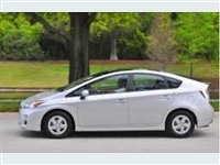 Toyota Prius hybrid 3rd for rent (self drive)