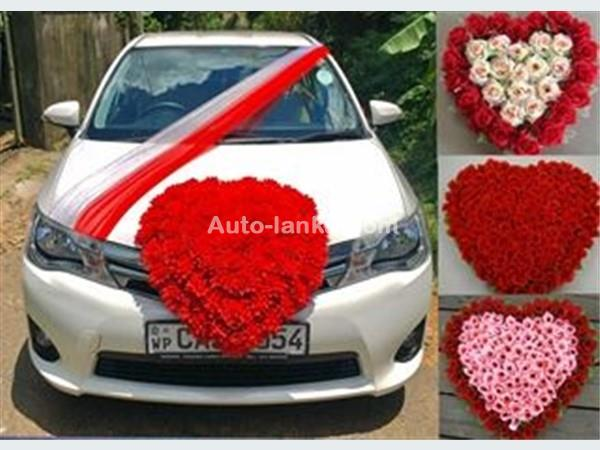 Wedding Car Rentals With Decorations For Rent In Colombo Auto
