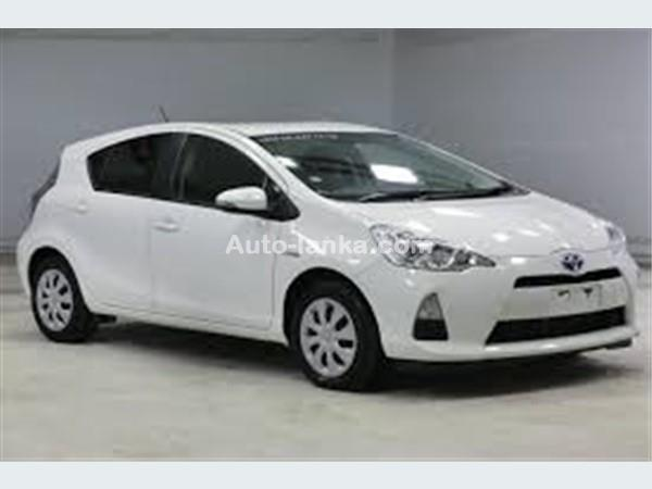 Rent A Car Toyota Aqua Car For Rent In Colombo Auto Lanka Com
