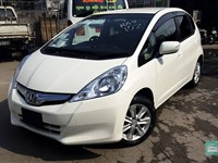 HONDA FIT HYBRID GP1 CAR FOR RENT