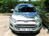 RENT A CAR - FORD ECO SPORT SUV FOR SELF DRIVE