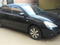 Toyota Allion 240 Car For Rent