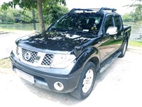 RENT A CAR - NISSAN NAVARA DOUBLE CAB FOR SELF DRIVE