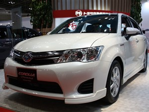 Axio Hybrid Car For Rent