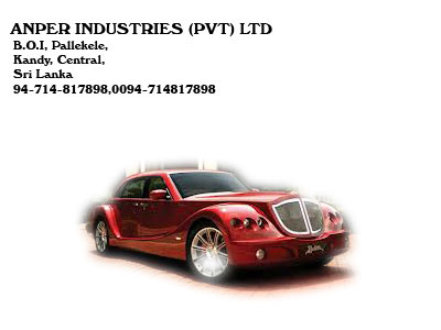 ANPER INDUSTRIES (PVT) LTD - Colombo - Auto-Lanka com